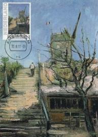PG028 Van Gogh Mill on Montmartre