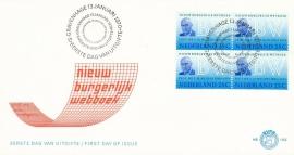 æ E 102 - 1970 Nieuw Burgerlijk Wetboek