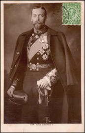 © 1912 - GREAT BRITAIN ********* King George V