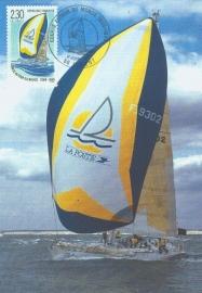 1990 FRANCE - Sailing
