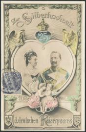 © 1906 - GERMAN REICH - Germania Imperial crown