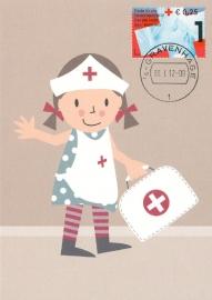 ® 2012 CATA 2902b Verpleegster