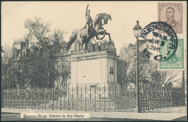 © 1911 ARGENTINA General San Martin