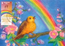 ® 2015 - CATA 3264 Regenboog