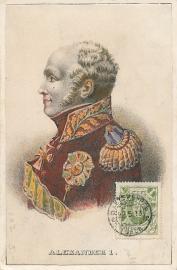 © 1913 - RUSSIA - Tsar Alexander I