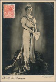 © 1939 NETHERLANDS Queen Wilhelmina