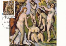 þþ - 2018 Cézanne Five bathers