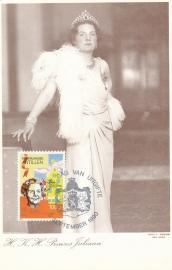 ®® 1990 NVPH 955 NEDERL. ANTILLEN Koningin Juliana