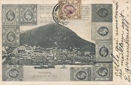 © 1908 - HONG KONG - King Edward VII