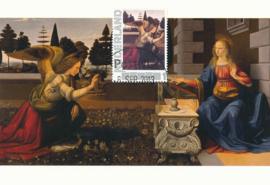 þþ - 2013 Da Vinci Annunciation