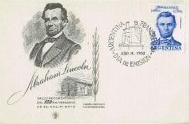 1960 ARGENTINA President Lincoln