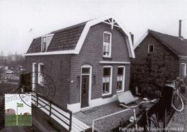 MOOI NEDERLAND 2005 - Dike houses Papendrecht