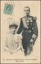 © 1913 - SPAIN - King Alfonso XIII