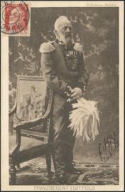 © 1913 - BAVARIA Prince regent Luitpold