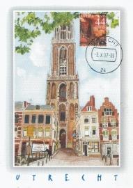 MOOI NEDERLAND 2007 - Utrecht Domtoren