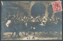 ® 1911 - CATA 60 Koningin Wilhelmina