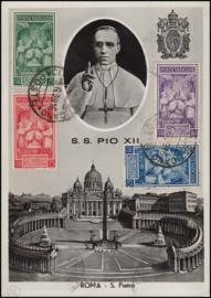 © 1939 VATICAN CITY - Pope Pius XII