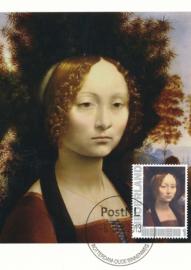 þþ - 2013 Da Vinci Portrait of Ginevra