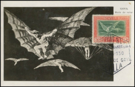 © 1930 - SPAIN - Goya