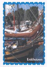 MOOI NEDERLAND 2006 - Enkhuizen Haven - Harbor
