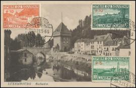 © 1921 LUXEMBOURG Siechentor