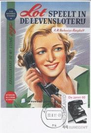J017 - Nostalgie Jaren '50-'60-'70 Telephone