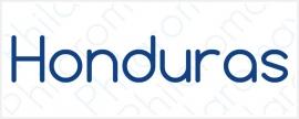 Honduras >>>>>>>>>>>>