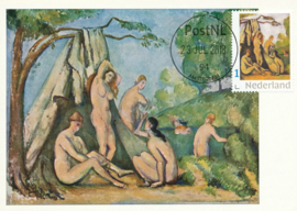 þþ - 2018 Cézanne Women in front of the tent