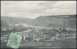 © 1908 - GERMAN REICH - National Statue Germania