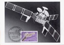 1976 FRANCE - Satellite SYMPHONIE