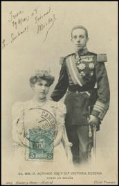 © 1908 - SPAIN - King Alfonso XIII
