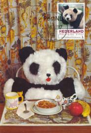 þþþ - Zoogdieren 2017 Reuzenpanda