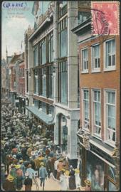 ® 1910 - CATA 60 Koninklijke kroon Nederlandse leeuw