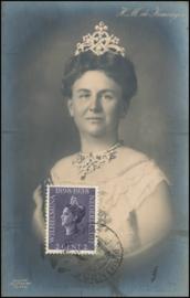 ®®®® 1938 - CATA 235 NED-INDIË Koningin Wilhelmina