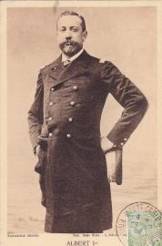 © 1909 - MONACO Prince Albert I