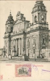© 19.. GUATEMALA Cathedral