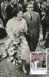 þþþ Beatrix 75 jaar Beatrix en Claus