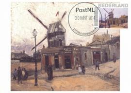 PG047 Van Gogh Mill of La Galette