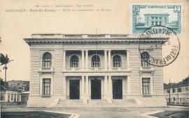 © 1938 MARTINIQUE Governor's hotel