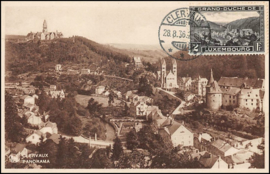 © 1936 LUXEMBOURG Clervaux