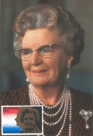1979 NETHERLANDS Queen Juliana