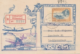 ®® 1942 - CATA Curaçao LP 35 - Vliegtuig