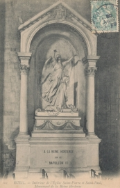 © 1903 - FRANCE Statue of Queen Hortense