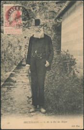 © 1905 - BELGIUM King Leopold II