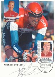 þ - Wielersuccessen Michael Boogerd