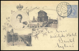 ® 1898 - CATA 35 Prinses Wilhelmina