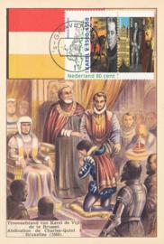 ® 2000 CATA 1877b Karel V Troonsafstand