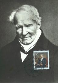 1969 GERMANY - Alexander von Humboldt