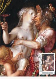 þþ - 2015 Wtewael Mars, Venus en Cupido