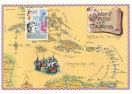 ®® 1990 NVPH 953 NEDERL. ANTILLEN Sint Maarten